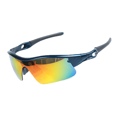 Sport Sunglasses with Interchangeable Lenses