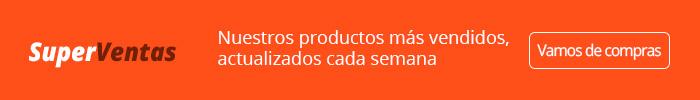 SuperVentas - Nuestros productos más vendidos, actualizados cada semana