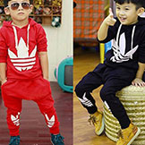 2014 Korean Version Of Spring Models Boy Sweater Pants Suit