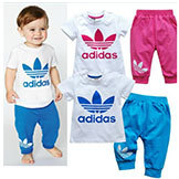 2014 Summer Dress Short Sleeve Clothes Pants Suits Girls' Clothing Sets Boy Suit Kids' Clothes Sets