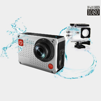 SD35 July New!Extremly HD Camera 30M Waterproof Action Camera Support Smart phone