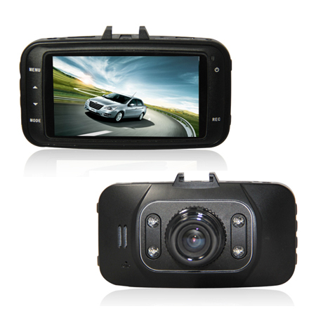 720P Hd Gs8000 Car Black Box