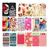 Is $10 Cute Painting Hard Cover Back Case Skin iPhone 4/4S Zyj46 & Ec073