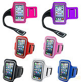 Waterproof Sports Running Armband Case Workout Armband Holder Pounch iPhone 5/5G Cell Mobile Arm Bag Band Gym Fashion