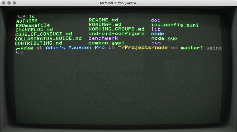 高效 Node.js 开发环境之命令行工具篇