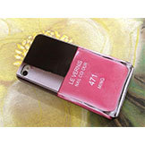 Mobile Cases iPhone 4S 4 Luxury Nail Polish Perfume Bottles Case Covers Mobile Shell Guard Iphone4S 1Pc