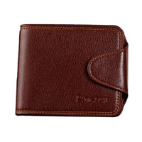 Men's Wallet w/ Zipper & Coin Bag