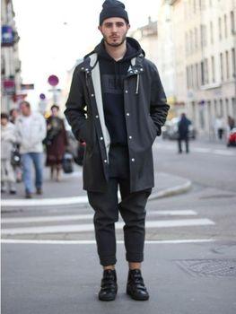 穿一件時髦的雨衣夾克雨季必備防水行頭
